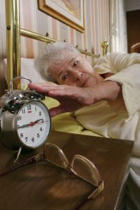 Sleep problems alzheimers